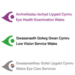 Eye Health Examinations Wales, Low Vision Service Wales, Wales Eye Care Services